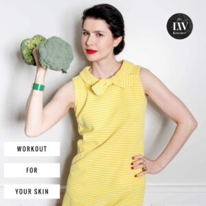 healthy skin through exercise with VIP dermatologist Dr Liv Kraemer