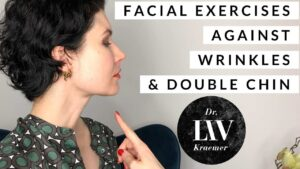 facial exercise with Dr Liv